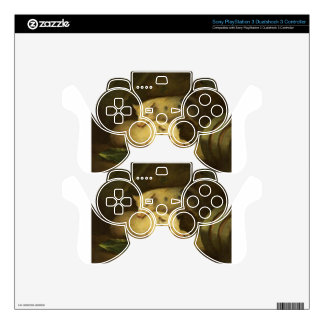 Pigs by George Morland Skin For PS3 Controller