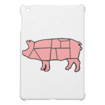 Pigs Case For The iPad Mini