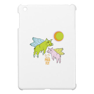 Pigs Fly Cover For The iPad Mini