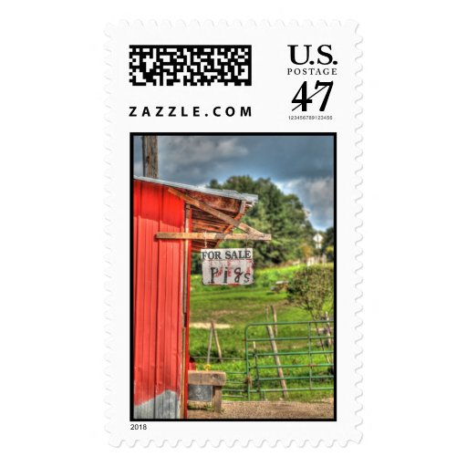 Pigs For Sale Postage