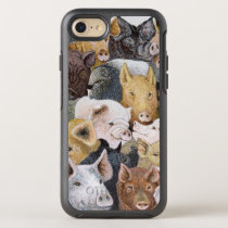 Pigs Galore OtterBox Symmetry iPhone 8/7 Case