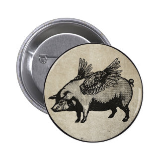 Pigs Might Fly Pins