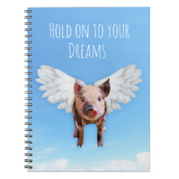Pigs Might Fly Notebook