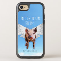Pigs Might Fly OtterBox Symmetry iPhone 8/7 Case