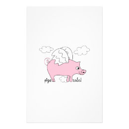 Pigs Rule! Stationery