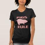 PIGS RULE TEES
