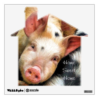 PIGS WALL STICKER