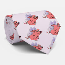 Pigs Will Fly Tie