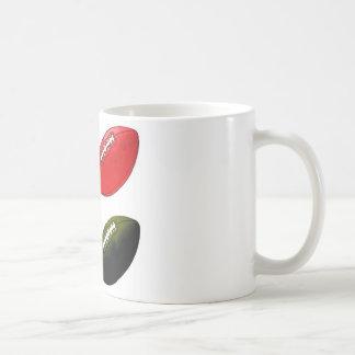 Pigskin 1 coffee mug