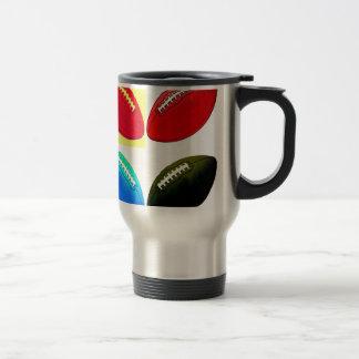 Pigskin 1 travel mug