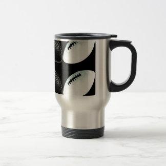 Pigskin 2 15 oz stainless steel travel mug