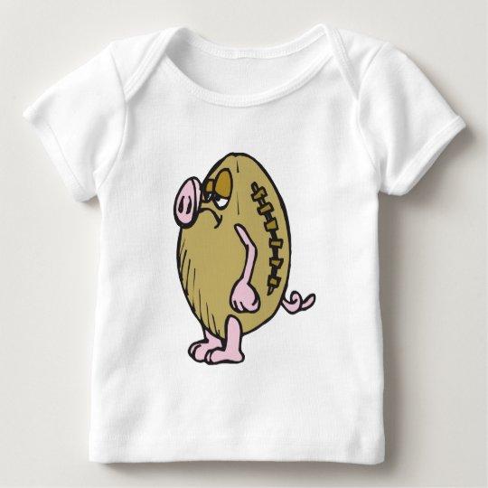 Pigskin Baby T-Shirt