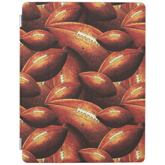 Pigskins Galore All Over Football Design iPad Smart Cover