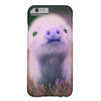 Pigsy púrpura funda barely there iPhone 6