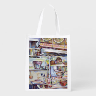 Pigtail Soup, Singapore Reusable Grocery Bags