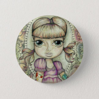 Pigtails and Tattoo's Button