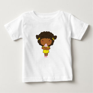 Pigtails ice cream baby T-Shirt