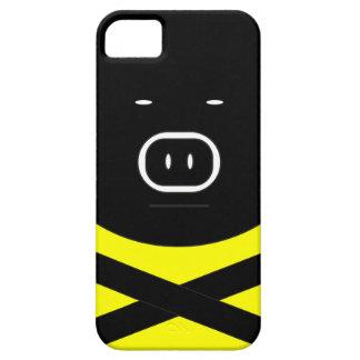 Pigzzzza iPhone 5 case