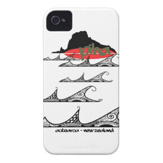 Piha - west coast Auckland iPhone 4 Covers