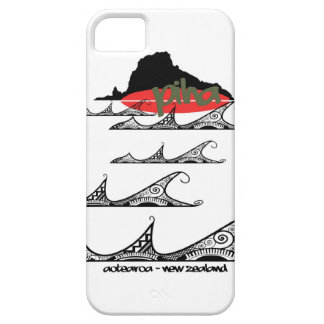 Piha - west coast Auckland iPhone 5 Covers