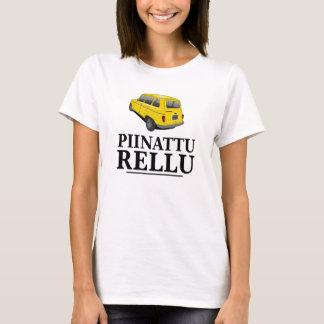Piinattu Rellu sananmuunnos t-paita T-Shirt