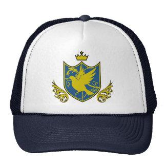 pijiyoneishiyonkiyatsupu - PigeoNation's Trucker H Trucker Hat