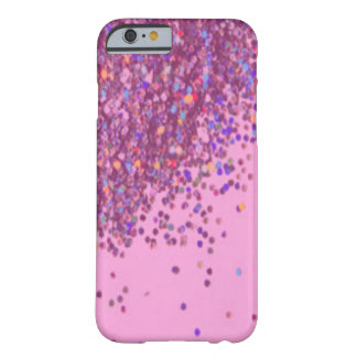 PIK GLITTER BARELY THERE iPhone 6 CASE
