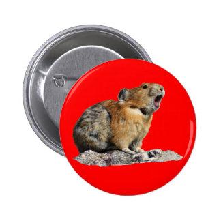 Pika Howling Button