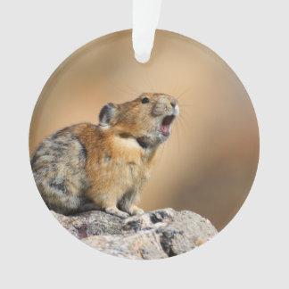 Pika Ornament