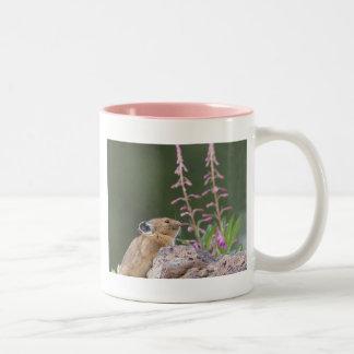 Pika Two-Tone Coffee Mug