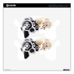 Pika y conejitos de Ollie Mando PS3 Calcomanía