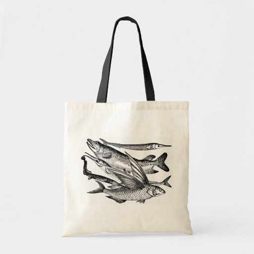 Pike Family - Fish Bag