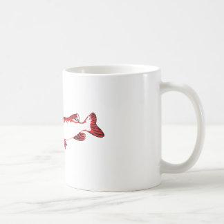 Pike fish. coffee mug