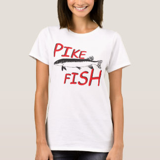 Pike fish. T-Shirt