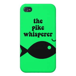 pike fishing covers for iPhone 4