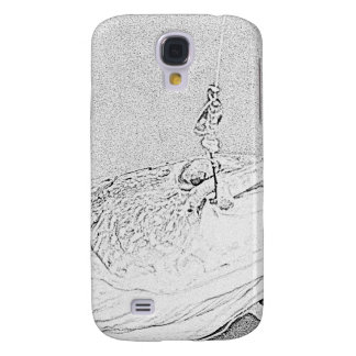 Pike on a lure samsung galaxy s4 case