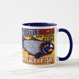 Pike Place Fish Mug