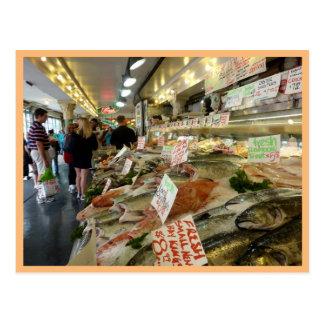 Pike Place Market 2 Postcard
