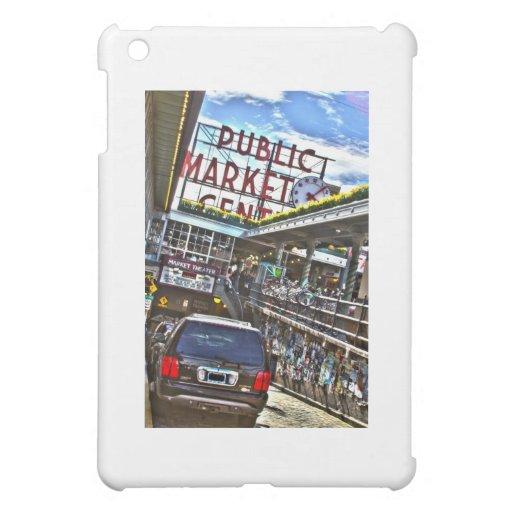 Pike Place Market iPad Mini Cover