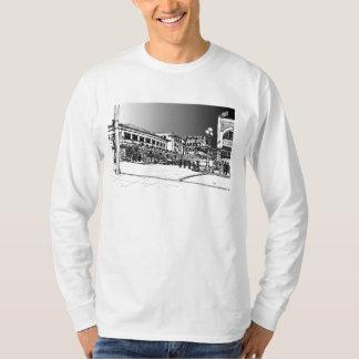 Pike Place Market, Seattle. Storm Sky. T-Shirt