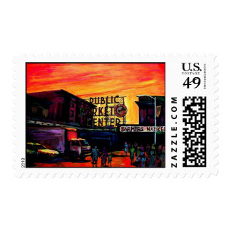 Pike Place Postage