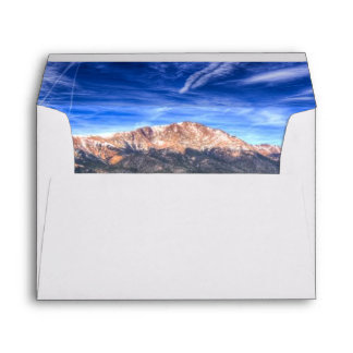 Pikes Peak and Blue Sky Envelopes