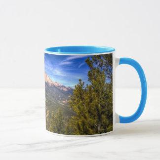 Pikes Peak and Blue Sky Mug