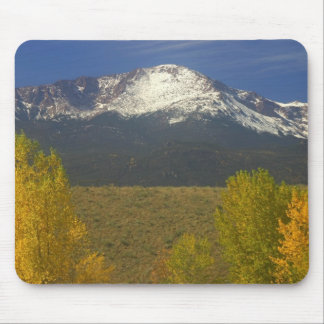 Pikes Peak at Autumn Mouse Pad