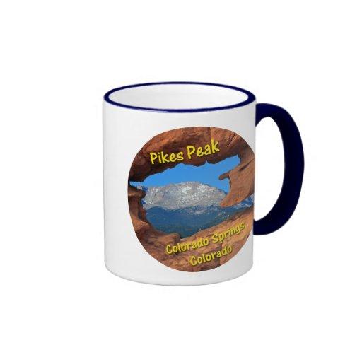 Pikes Peak, Colorado Springs, Colorado Mugs