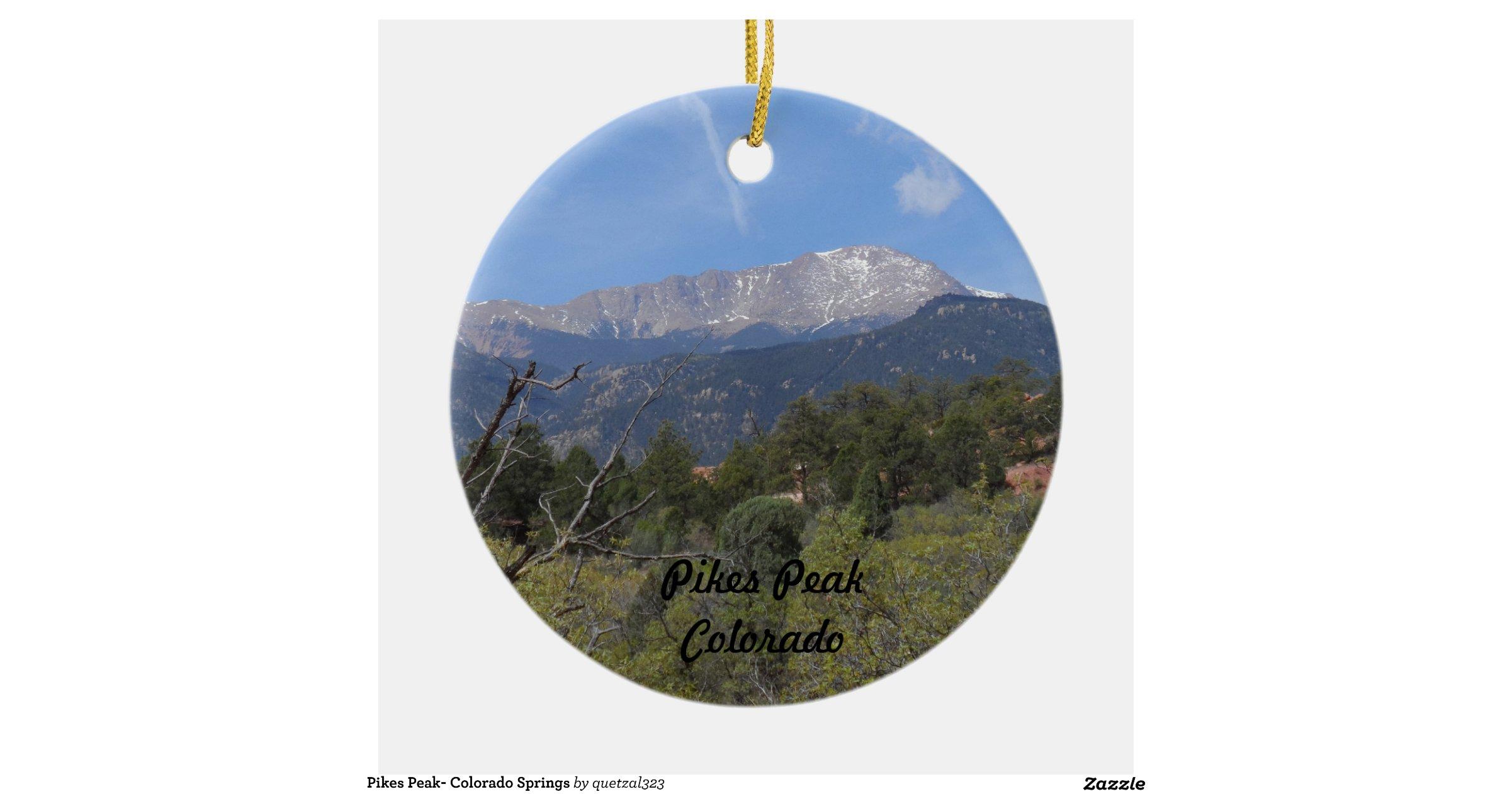 Best colorado christmas ornament