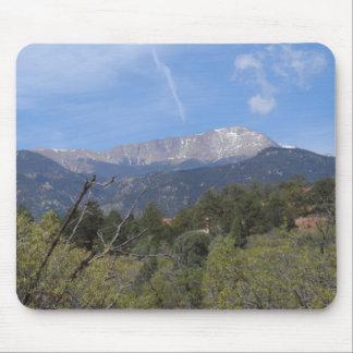 Pikes Peak- Colorado Springs Mouse Pad
