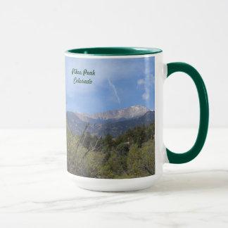 Pikes Peak- Colorado Springs Mug