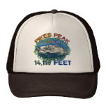 Pikes Peak, Colorado Trucker Hat