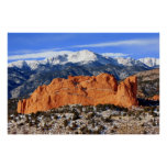 Pikes Peak, Kissing Camels Poster